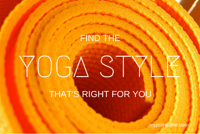 Find The Yoga Style That's Right For You