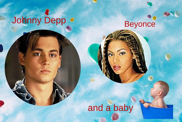 Johnny Depp, Beyonce and a Baby: Building A Dream Life With Goal Setting