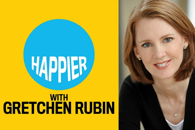 Exploring Happy Habits With Gretchen Rubin