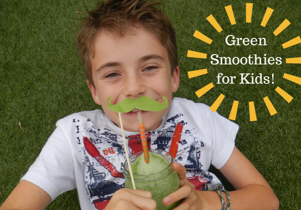 Green Smoothies for Kids