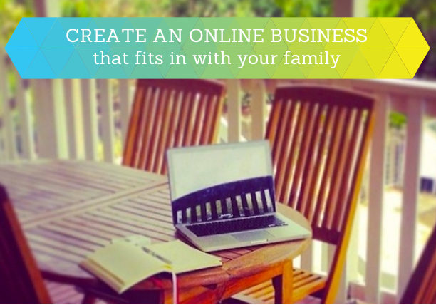 online business for mothers