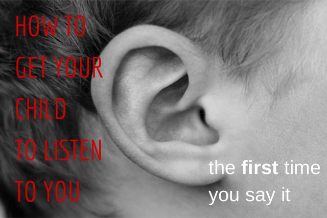 kids don't listen