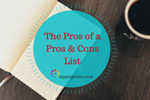 Pros-Cons-List