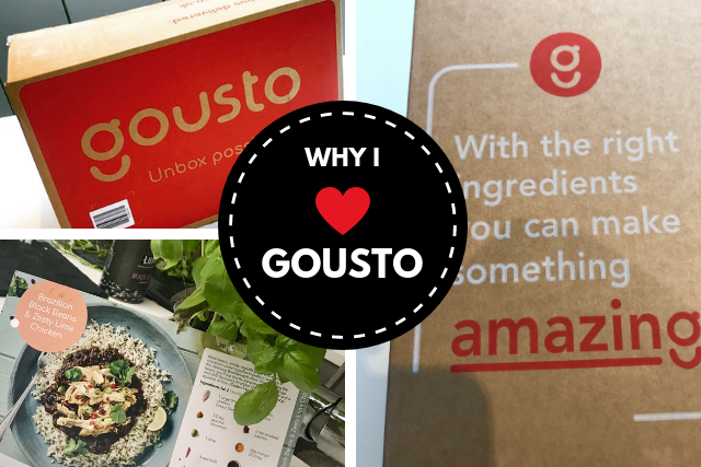 Why I love cooking with Gousto