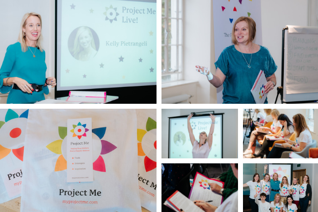 Project Me Live! Event roundup