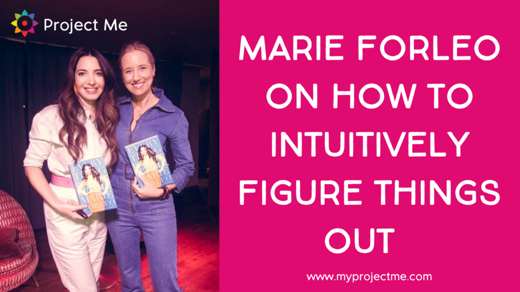 Marie Forleo interview in London