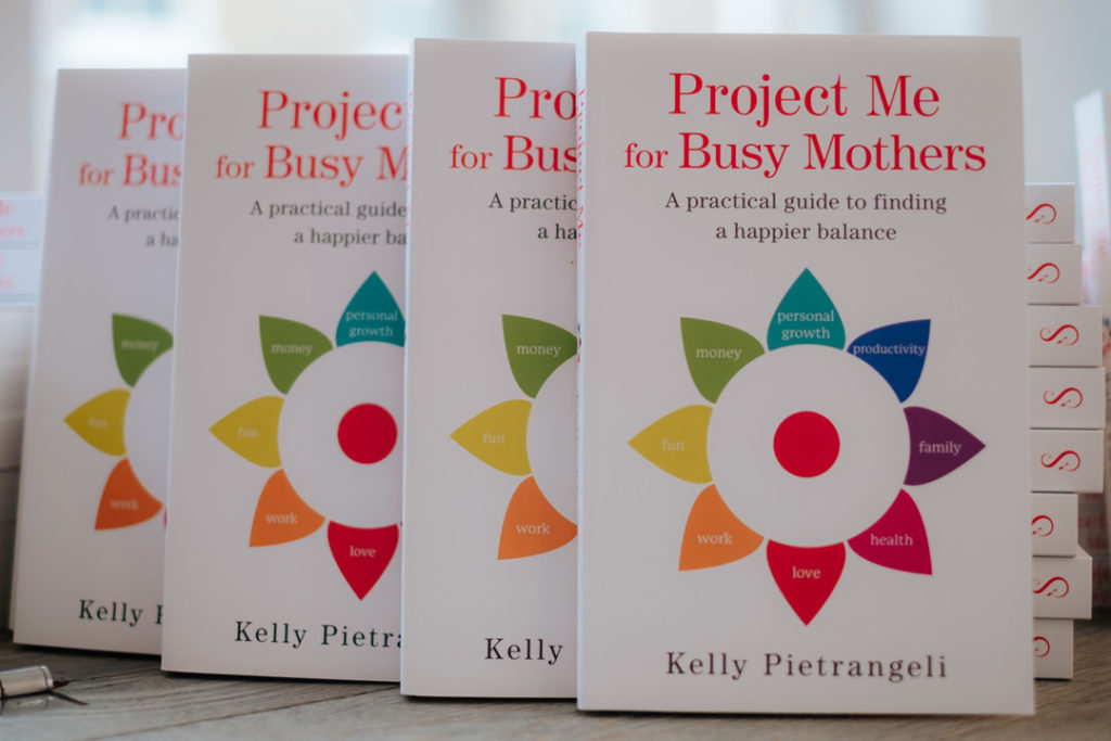 Project Me for Busy Mothers book