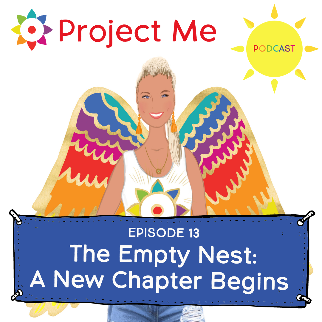 Project Me Podcast: Kelly Pietrangeli reveals where she's flying off to for the next chapter of her life.