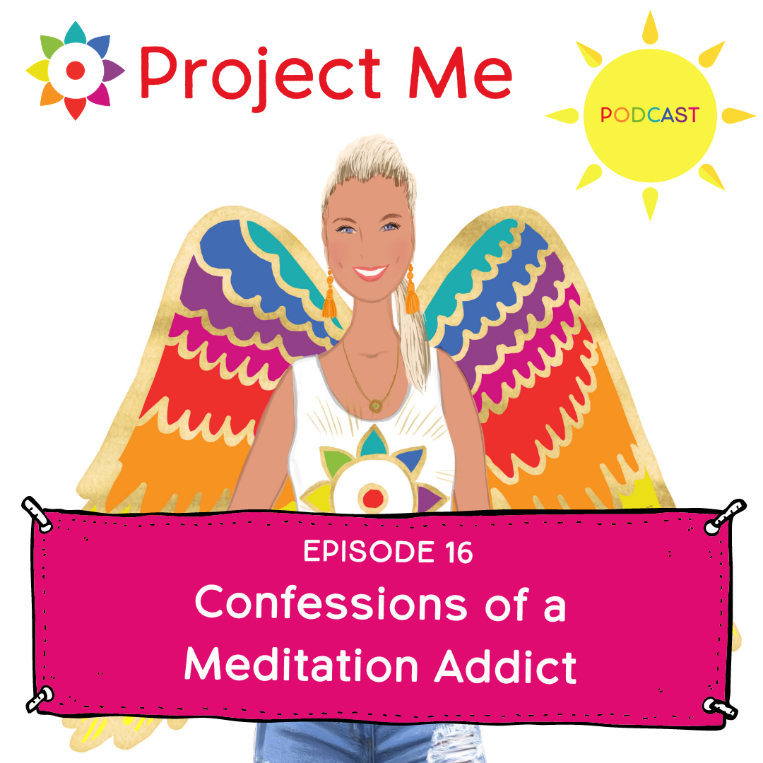 The Project Me Podcast with Kelly Pietrangeli : how to meditate, how to get up earlier in the morning, how to be nicer to the kids in the morning