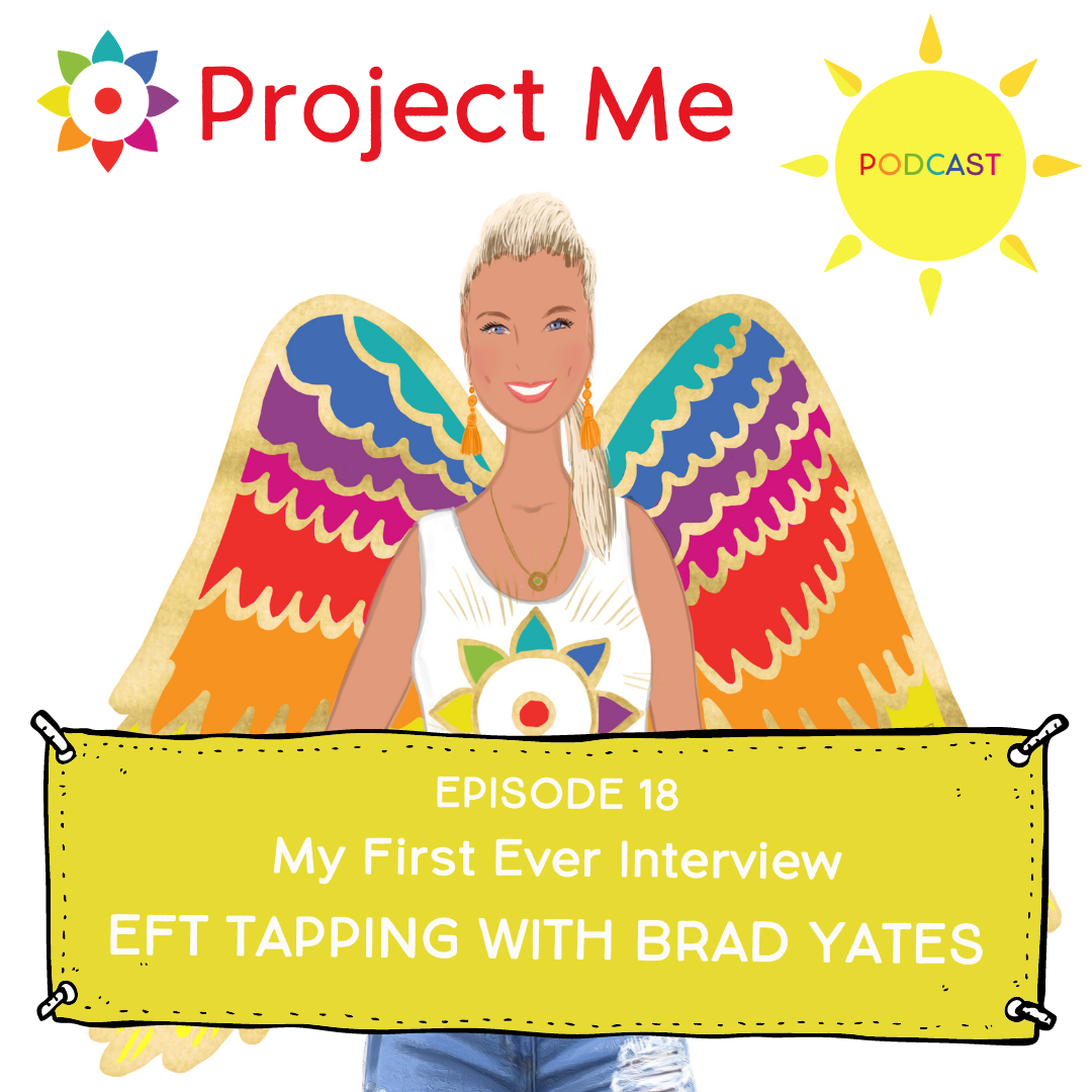 Fantastic nterview with Brad Yates about EFT Tapping