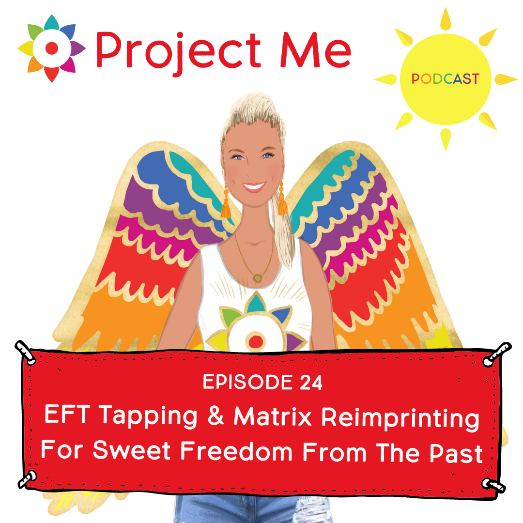 Kelly shares how she used EFT Tapping and Matrix Reimprinting to overcome her deep fear of the gynaecologist