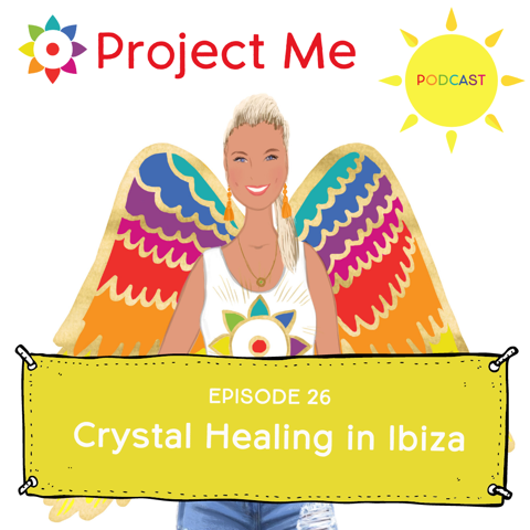 Kelly shares what happened this summer during a crystal healing session in Ibiza that led her to some epiphanies around her life and business.
