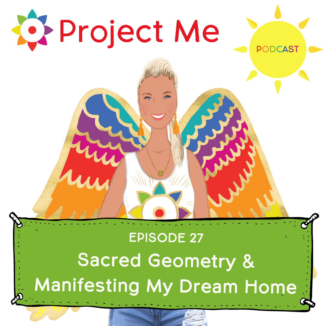 Kelly discovers that the house she manifested in Ibiza was built using sacred geometry - and that the tattoo on her back may not be just a 'random' design.