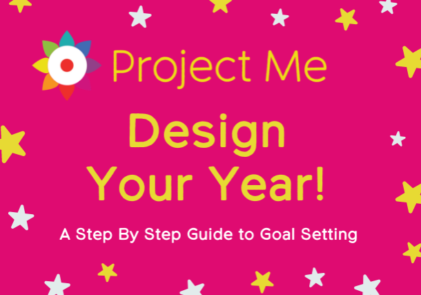 Goal Setting for the New Year step by step