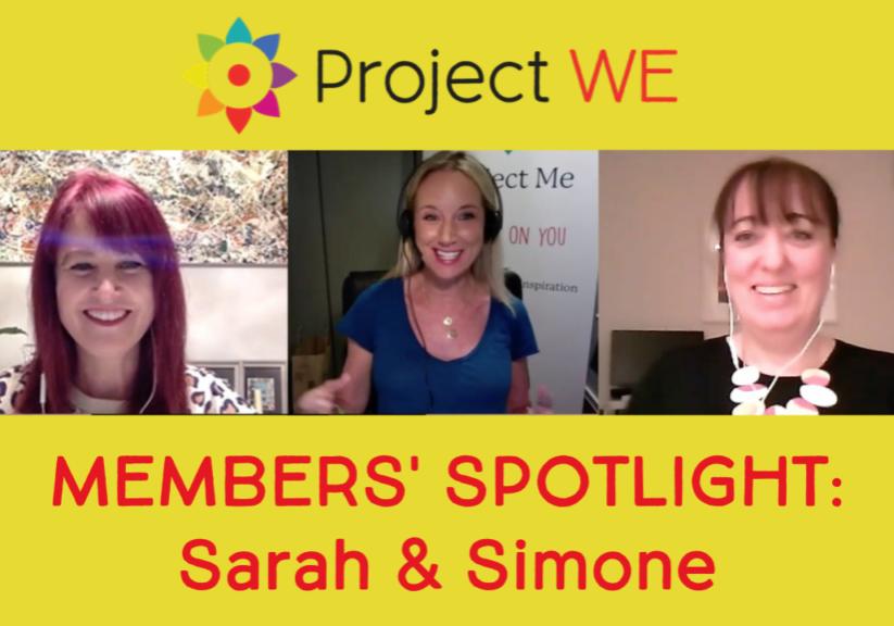 Project WE Member Spotlight