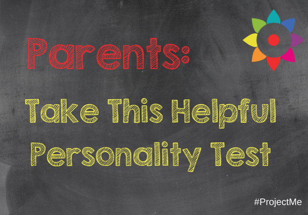 take the 16 personalities test to find out what kind of parent you are